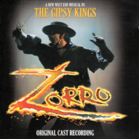 Zorro The Musical Original London Cast CD